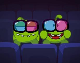 Битва в кінотеатрі