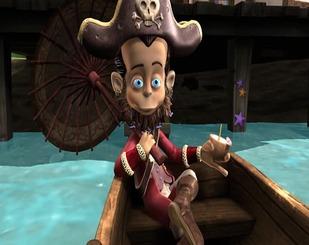 Пірати на безлюдному острові