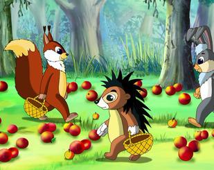 Серія 39. Смачні яблука