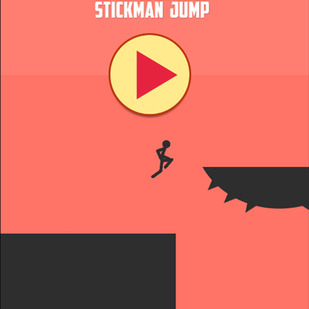 Double Stickman Jump