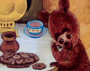 Як Їжачок та Ведмедик зустрічали Новий Рік