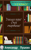 Літературне читання. 1-2 клас. Похмура час! Очей зачарування!