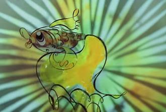 Леопольд і золота рибка